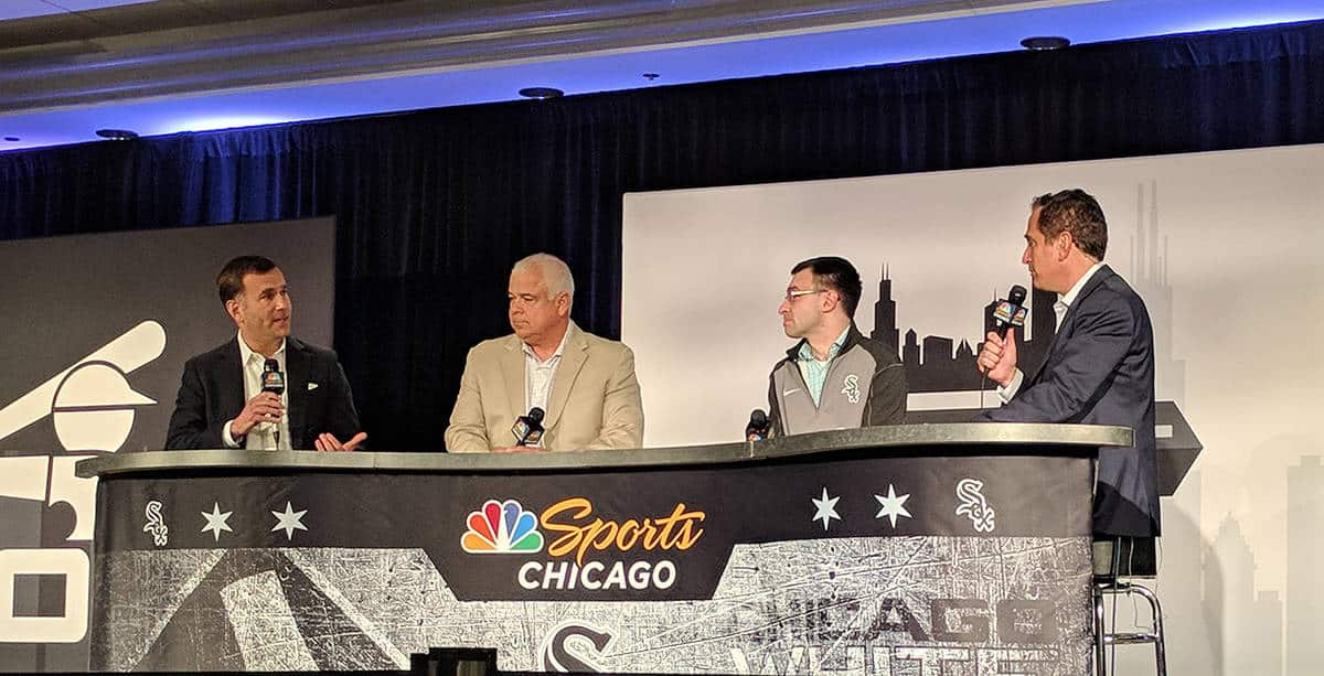 Following up: The new White Sox TV deal is official