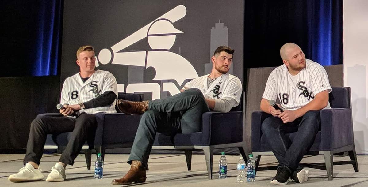 The other three stars of SoxFest