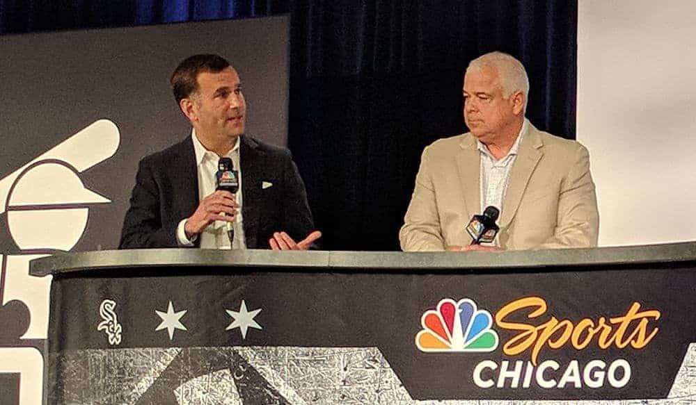 AL Central activity: Rick Hahn aims big, Twins find a patch