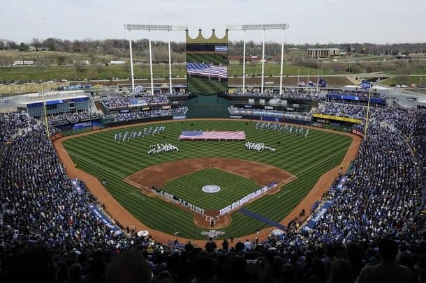 Kansas City Royals vs