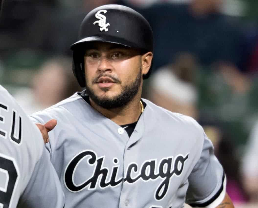 White Sox catchers have offense to spare, if league wants it