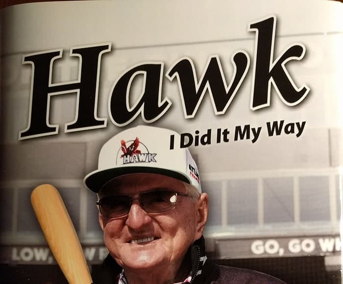 Hawk Harrelson's new autobiography: A review