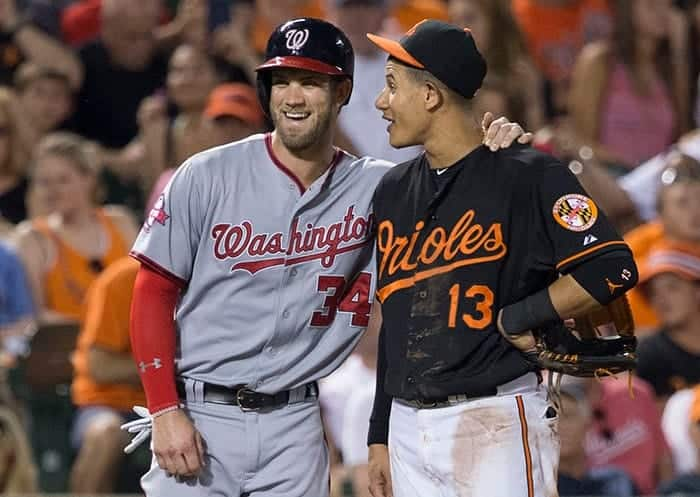 Spare Parts: Harper-Machado rumor mill likely to take holidays off